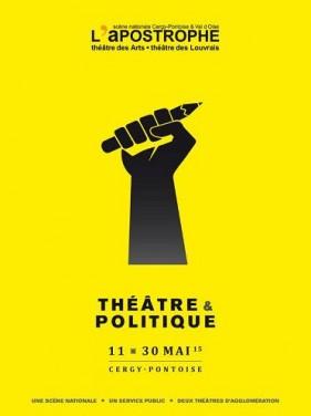 L'Apostrophe 2015 - Théâtre et Politique