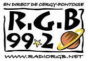 Logo de la radio R.G.B 99.2