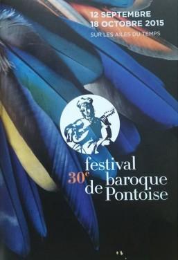 30eme Festival Baroque de Pontoise