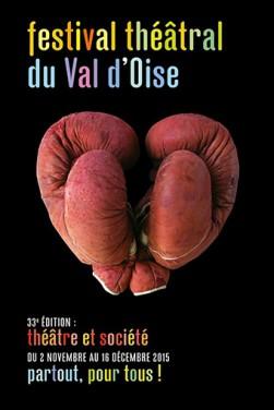 33eme édition Festival Théâtral du Val d'Oise