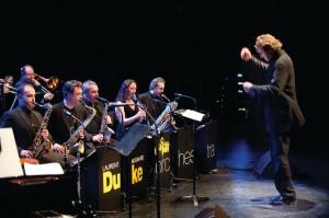 Duke Orchestra jafo 2015
