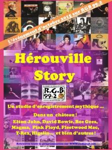 Hérouville  Story Affiche 15 octobre 2015