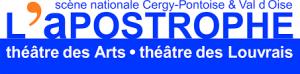 L'apostrophe logo