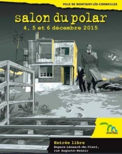 Salon du polar 2015 affiche