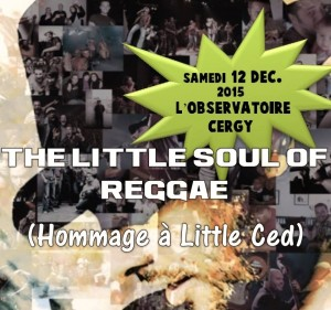 The Little Ced Reggae