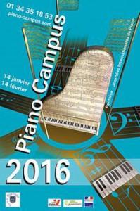 PIANO CAMPUS 2016
