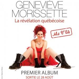 Geneviève MORISETTE  Me Vla