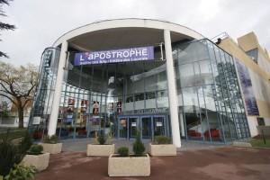 L'apostrophe Théâtre des Louvrais Pontoise