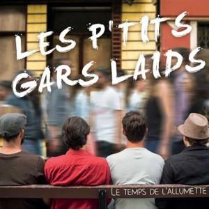 Les Ptits-Gard-Laids-Temps-Allumette-CD 2016