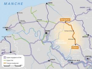 Ligne Serqueux Gisors