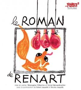 Le Roman de Renart  affiche avril 2016