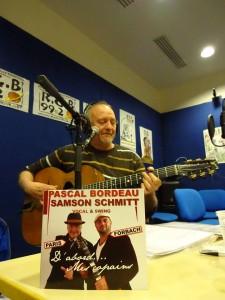Pascal BORDEAU  & Samson SCHMITT  PHOTO 1
