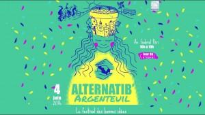 Alternatib Argenteuil  bannière juin 2016
