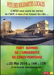 Fête des solidarités locales mai 2016