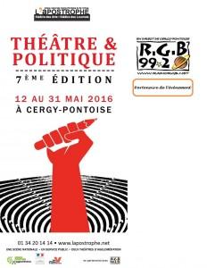 Théâtre & Politique 2016 RGB Partenaire