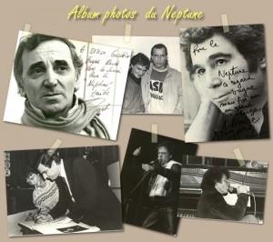 Didier GESLAIN  L'album photos du cabaret le Neptune