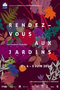 Rendez-vous aux jardins 4 et 5 juin 2016