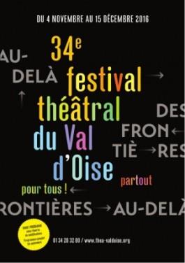 34eme édition Festival Théâtral du Val d'Oise