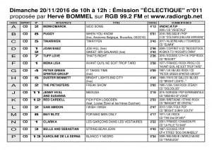 playlist-eclectique-n011-du-20-11-2016-1