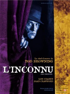 L'inconnu de Tod BROWNING
