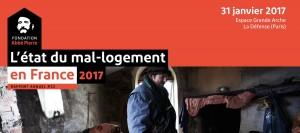 Fodation Abbé Pierre Rapport 2017