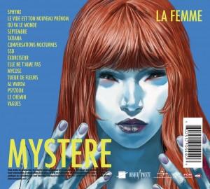 Lafemme Album Mystère