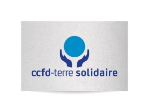 CCFD - Terre solidaire le logo