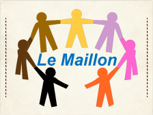 Le Maillon association logo