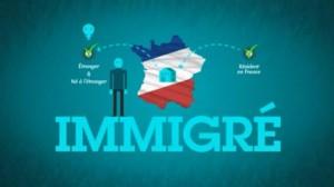 Immigré Réfugiés en France