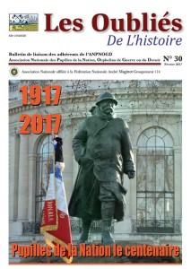 Pupilles de la Nation Le Centenaire 2017