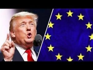 TRUMP Immigration Conséquences pour l'Europe et la France