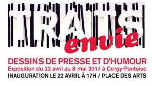 Traits Envie EXPO avril 2017