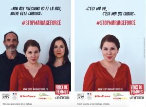 Voix de femmes Stop Mariage forcé
