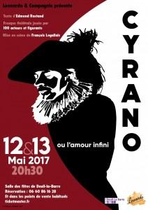 Cyrano ou l'amour infini