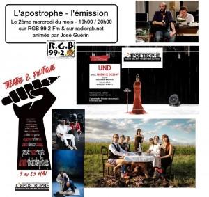 L'apostrophe - l'émission 9 mai 2017