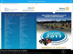 ROTARY CLUB de Pontoise Trophée karting 2017