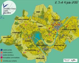 Rendez-vous aux jardins-cergy-pontoise-2017