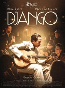DJANGO le film affiche