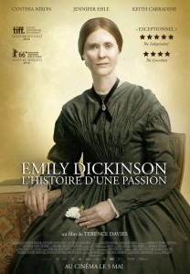 EMILY DICKINSON Le film affiche
