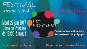 ESPERER 95 Festival FESTIV'ESPERER 2017