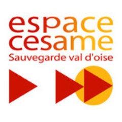 Espace CESAME Eragny logo