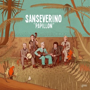 SANSEVERINO Album Papillon