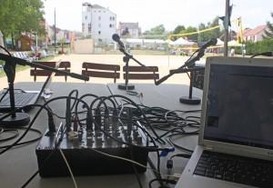 Atelier radio Vauréal Plage