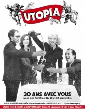 Cinéma Utopia - programmation