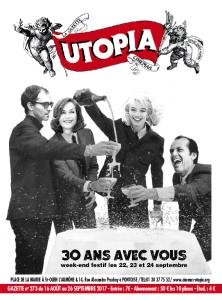 Utopia 30 ans