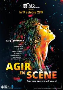 ATD Agir en scène Olympia octobre 2017