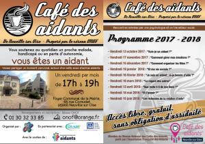 Café des aidants Neuville