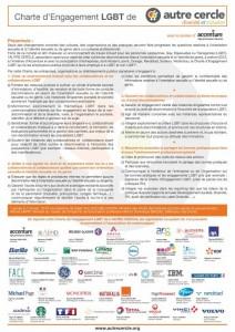 Charte LGBT