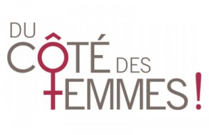 Du Côté des femmes logo octobre 2017