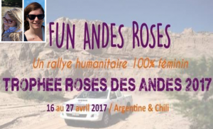 Fun Andes Roses 2017